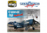 MIG Weathering Aircraft 5114 Numero 14 Night colors en langue Castellane