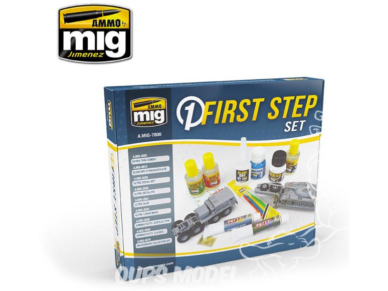 MIG set 7800 Set premiers pas