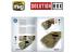 MIG Librairie 6501 Solution Book - Comment peindre les véhicules de l'IDF en Français (Multilangues)