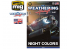MIG Weathering Aircraft 5214 Numero 14 Night Colors en Anglais