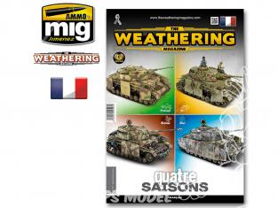 MIG magazine 4277 Numéro 28 Quatre saisons en Français