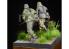 Rado miniatures figurines RDM35006 Sous le feu - 5.SS-Pz.Div.Wiking Pologne 1944 1/35