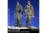 Rado miniatures figurines RDM35012 Après la bataille - W-SS Pz.Grenadier Hiver 1944/45 1/35