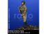 Rado miniatures figurines RDM35019 Derrière les lignes ennemies - Soviet Razvedchik w/MP40 1941-45 1/35