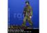 Rado miniatures figurines RDM35020 Derrière les lignes ennemies - Soviet Razvedchik w/PPSh 41 1941-45 1/35