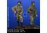 Rado miniatures figurines RDM35021 Derrière les lignes ennemies - Soviet Razvedchik 1941-45 1/35