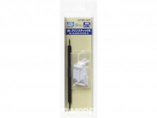 Mr Hobby accessoire maquette GT98 Mr Clean Stick II