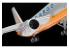 Zvezda maquette avion 7031 Avion cargo nouvelle génération Tu-204-100S 1/144