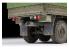 Zvezda maquette militaire 3697 Camion russe à trois essieux K-5350 Mustang 1/35