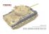 Meng maquette voiture SPS-070 Armure de sacs de sable en resine pour le M4A3 meng 1/35