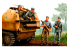 Hobby Boss maquette figurines 84402 Soldats allemands SPG 1/35