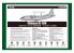 Hobby Boss maquette avion 83903 Avion d'alerte précoce 200 de la police aérienne de Chine 1/144