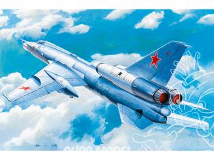"TRUMPETER maquette avion 01695 Soviet Tu-22 ""Blinder"" bombardier tactique 1/72"