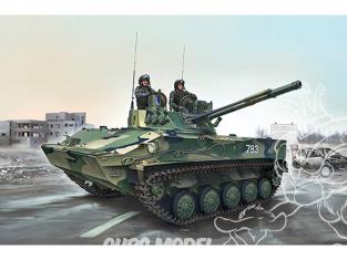 TRUMPETER maquette militaire 09557 Véhicule de combat d'infanterie aéroporté BMD-4 1/35