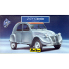 HELLER maquette voiture 80175 Citroen 2CV 1/43