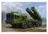 TRUMPETER maquette militaire 01068 lance-roquettes multiple 9A53 Tornado 1/35