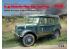 Icm maquette militaire 35582 le.gl.Einheitz-Pkw Kfz.1 Soft Top WWII 1/35