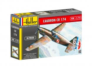 Heller maquette avion 50218 CAUDRON CR 174 kit complet 1/72