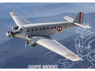 Heller maquette avion 80359 Amiot AAC.1 Toucan 1/72