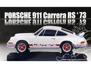 Fujimi maquette voiture 126586 Porsche 911 Carrera RS 1973 1/24