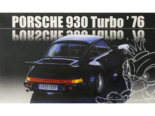 Fujimi maquette voiture 126609 Porsche 930 Turbo 1976 1/24