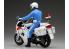Fujimi maquette moto 141589 HONDA VFR800P police japonaise 1/12