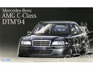 Fujimi maquette voiture 126425 Mercedes-Benz Classe C AMG DTM 1994 1/24