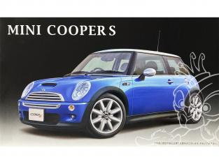 Fujimi maquette voiture 126630 Mini Cooper S 1/24