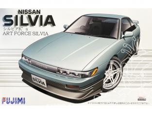 Fujimi maquette voiture 038384 Nissan Silvia KS Art Force Silvia 1/24
