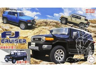 Fujimi maquette voiture 066141 Toyota FJ Cruiser SNAP 1/24