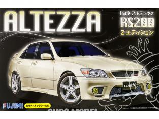 Fujimi maquette voiture 039503 Toyota Altezza RS200 1/24