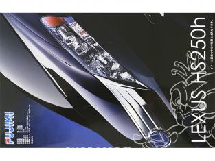 Fujimi maquette voiture 038278 Lexus HS250h 1/24
