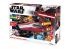 Revell maquette Star Wars 06770 Resistance A-wing Fighter, red 1/44