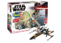 Revell maquette Star Wars 06777 Poe's Boosted X-wing Fighter 1/78