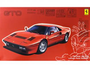 Fujimi maquette voiture 126272 Ferrari 288 GTO 1/24