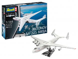 Revell maquette avion 04957 Antonov AN-225 Mrija 1/144