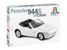 Italeri maquette voiture 3646 PORSCHE 944 S Cabriolet 1/24
