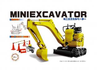 Fujimi maquette accessoire 116068 Minipelle 1/32