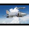 Italeri maquette avion 1434 F-4M PHANTOM FG.1 1/72