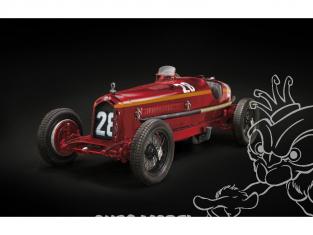 Italeri maquette voiture 4706 ALFA ROMEO 8C 2300 Monza 1/12