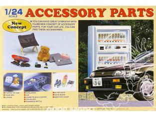 Fujimi maquette voiture 11041 Accessoires pour voitures 1/24