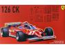 Fujimi maquette voiture 091969 Ferrari 126 CK 1/20
