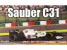 Fujimi maquette voiture 092072 Sauber C31 1/20