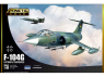 Kinetic maquette avion K48083 F-104G Luftwaffe Starfighter 1/48