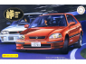 Fujimi maquette voiture 46037 Honda Civic Sir II 1/24
