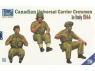 Riich Models maquette militaire RV35029 Equipage canadien d'un Universal Carrier 1/35