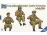 Riich Models maquette militaire RV35029 Equipage canadien d'un Universal Carrier 1/35
