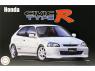 Fujimi maquette voiture 039985 Honda Civic Type R EK9 1/24