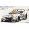 Fujimi maquette voiture 126128 Bmw Z4 GT3 Studie 7 1/24