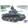 TAMIYA maquette militaire 35369 Panzerkampfwagen 38(t) Ausf.E/F 1/35